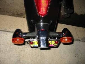 Honda Vtx 1300r Saddlebags - 0425